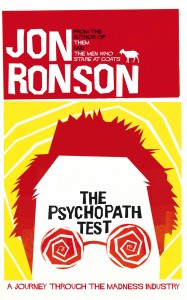 The Psychopath Test book cover