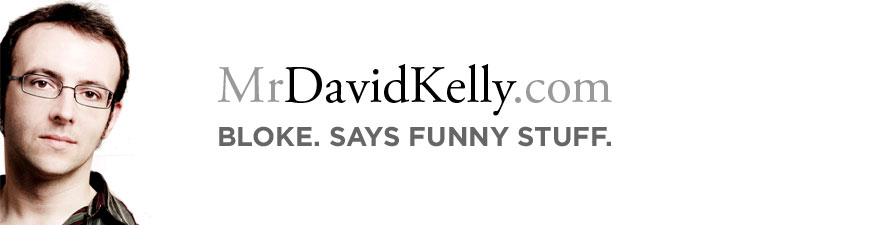 MrDavidKelly.com